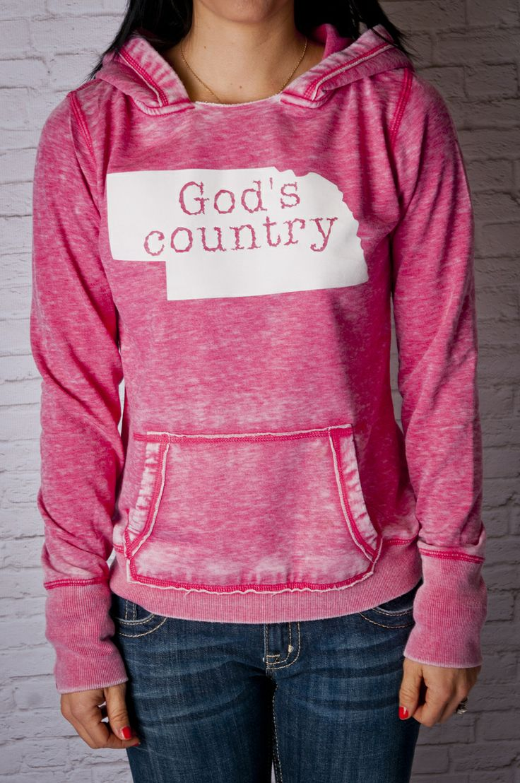 509 Broadway - God's Country Sweatshirt, $54.00 (http://stores.509broadway.com/gods-country-sweatshirt/)