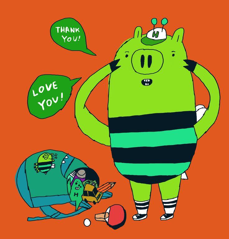 Green Hororo