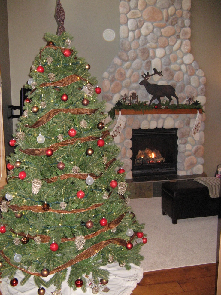 Cobblestone Cottage completely decorated for your enjoyment