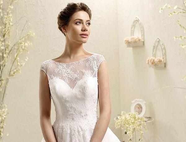 Vestidos de noiva 2015: as primeiras novidades da Vestidus | Simplesmente Branco