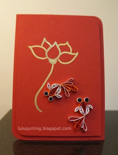 47 best Quilling Cards images on Pinterest  Quilling cards