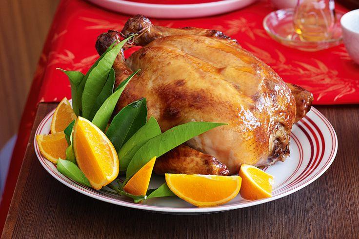 Chinese honey-soy chicken