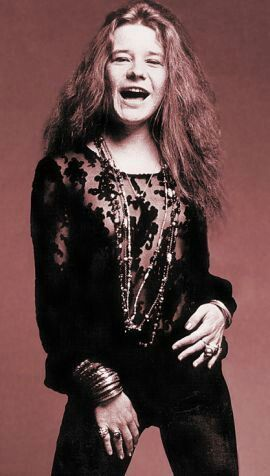 ♡♥Janis Joplin♥♡ I can see the youthful innocence and the future to come. M.W…