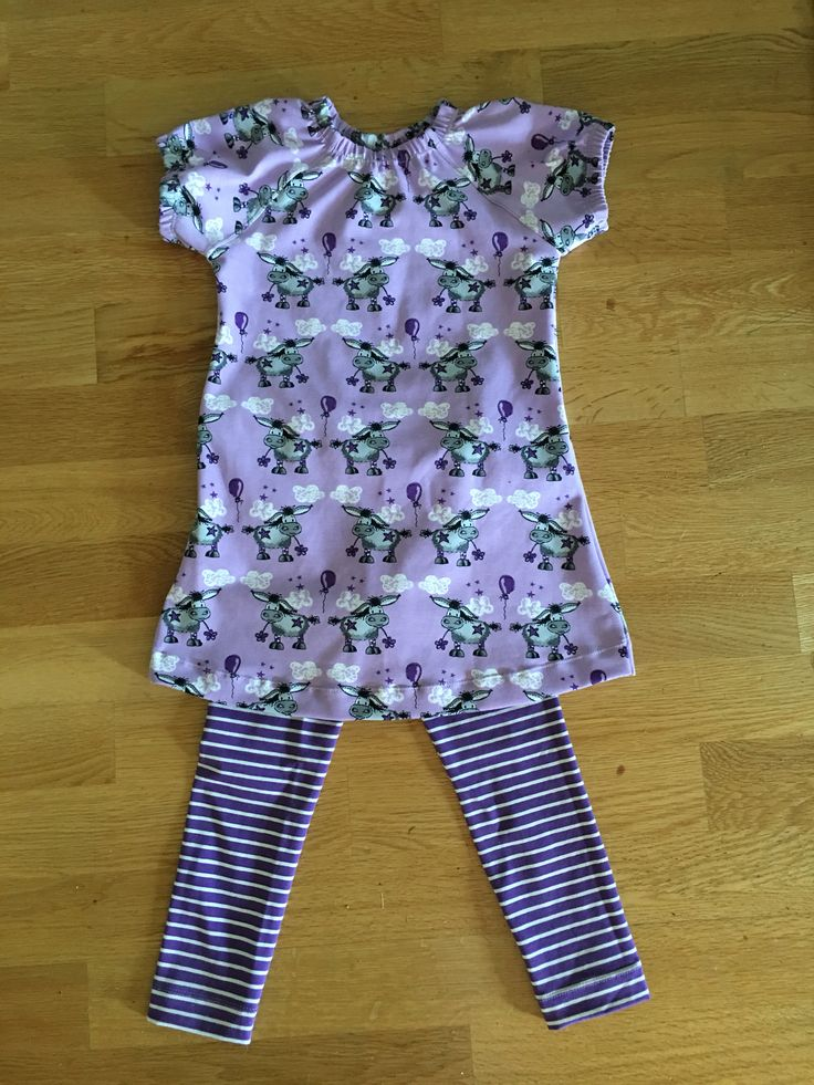 Clothes for granddaughter. Love the fabrics