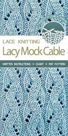 Cabo Mock Lacy