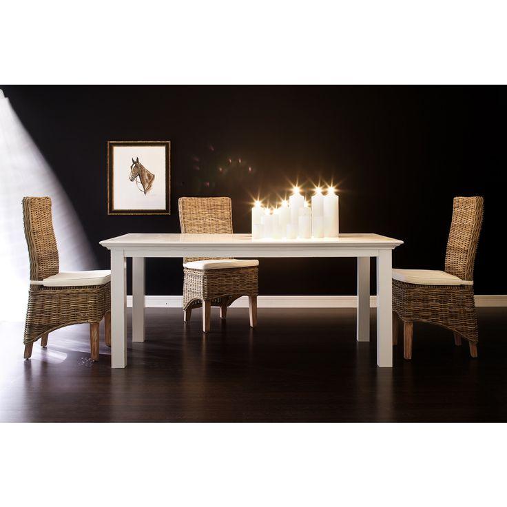NovaSolo Mahogany Dining Table - Overstock™ Shopping - Great Deals on Nova Solo Dining Tables