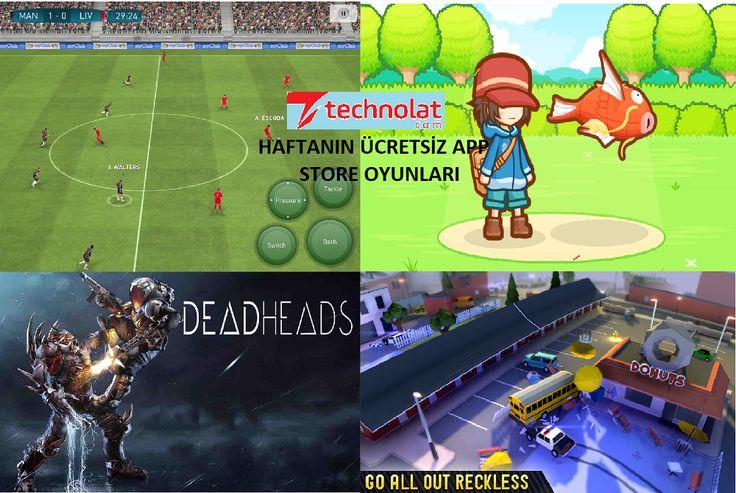 Ücretsiz App Store Oyunları içerisinde bu hafta öne çıkan yapımlar hangisi? Ücretsiz App Store Oyunları listesinde yer alan en popüler oyunlar!