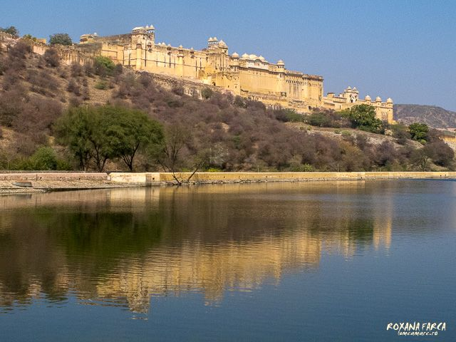 Amer Fort, close to Jaipur