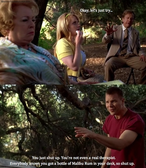 True Blood - good one from Hoyt! Love him!