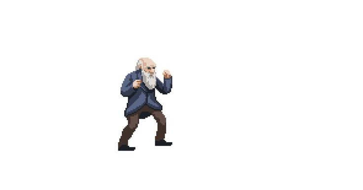 Charles Darwin's Special Move - Evolution