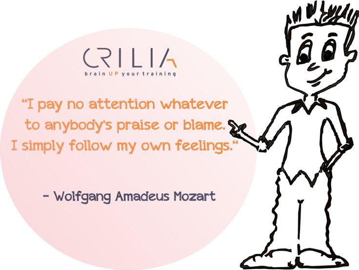Mozart. www.crilia.ro