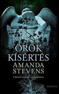 Shadow and Light - goth blog: Amanda Stevens: Sírkertek Királynője 1. - Örök kísértés