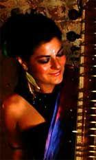 Sheema Mukherjee - Musician on Nandtia's Dream - A magical book and cd