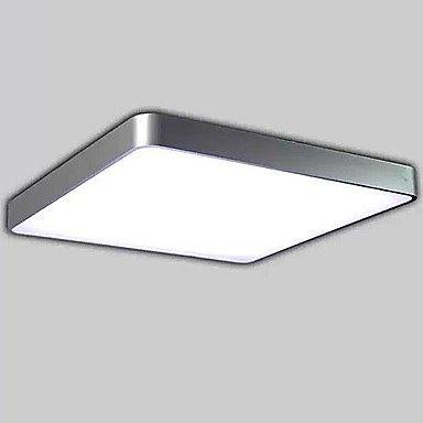 Flush Mount LED Modern/Contemporary Living Room Metal – AUD $ 164.39