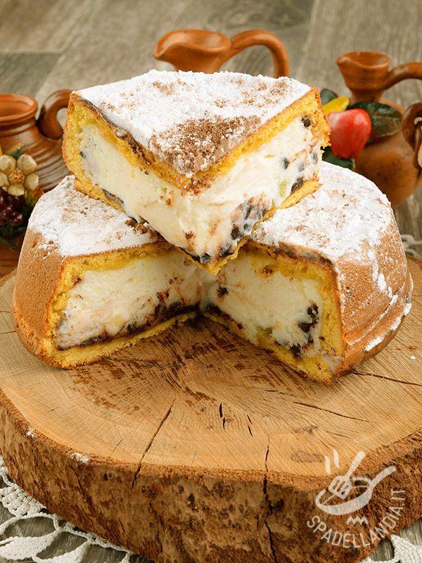 La cassata al forno è un dessert siciliano buonissimo, solo un po' lungo da realizzare. Ma basta seguire tutti i passaggi e otterrete un dessert da chef!