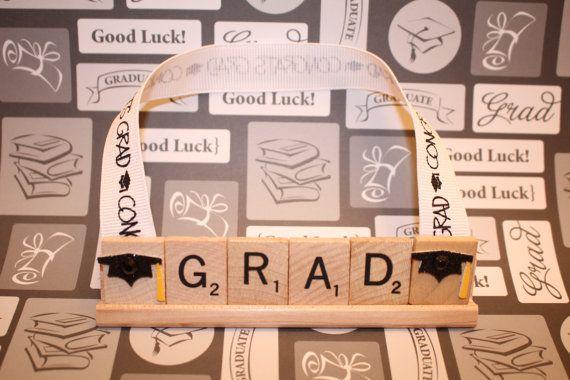 Graduation Ornament Graduation Decor by HidingPlaceBoutique