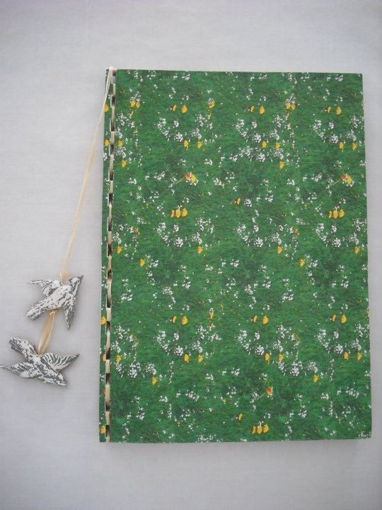 Um caderno que fiz :)