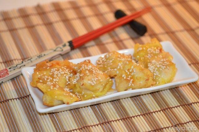 Pollo al miele, scopri la ricetta: http://www.misya.info/ricetta/pollo-al-miele.htm