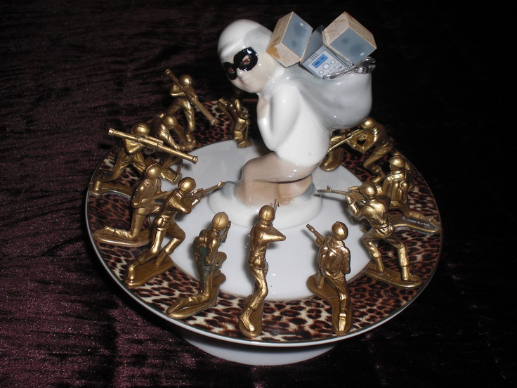 Porcelana intervenida