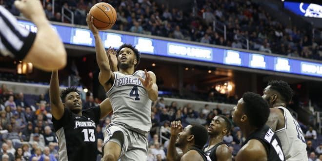 Marquette Golden Eagles vs. Georgetown Hoyas Betting Preview 02/26/18 – GET MORE SPORTS