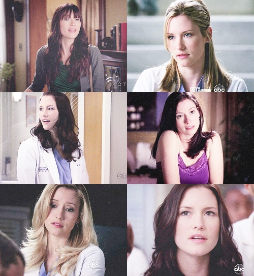 lexie grey. I loved her