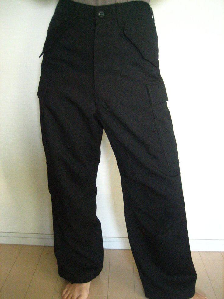 Junya Watanabe Comme des Garcons Military Pants AD2003 #CommedesGarcons #PantsSlacks