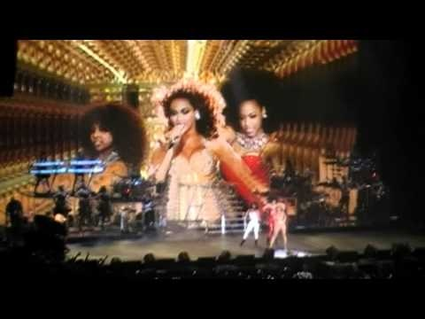 Crazy in love  Beyoncé Chile 2010