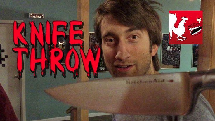 Gavin Free: Knife Thrower - RT Life