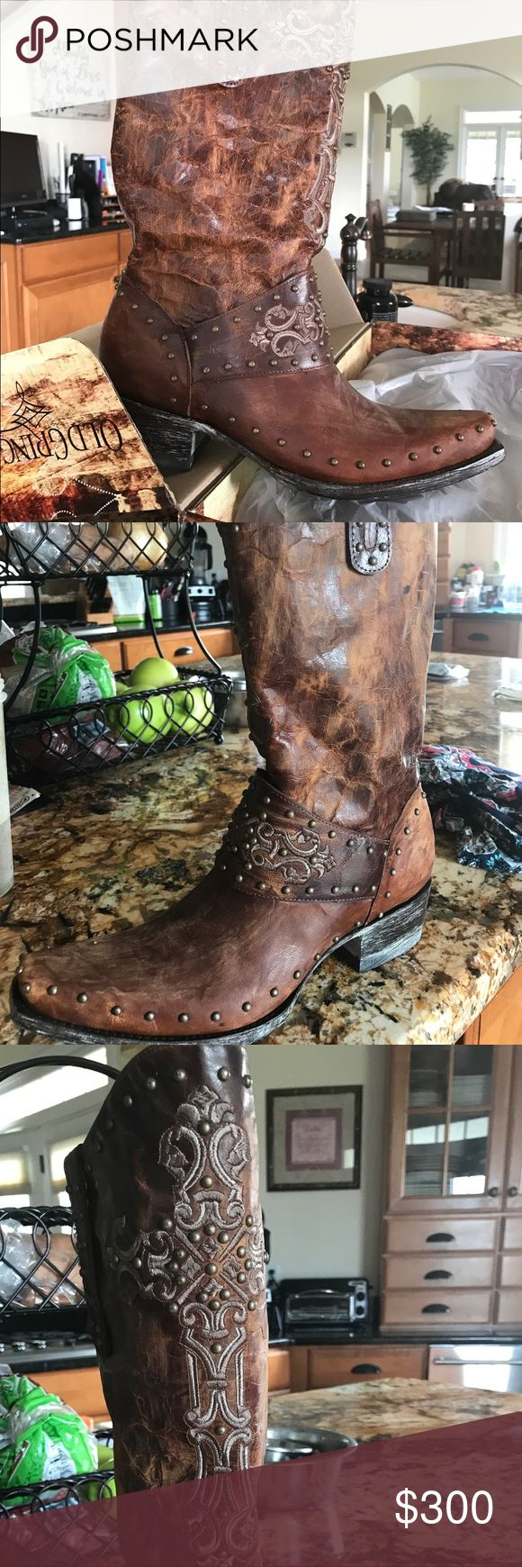 Cowgirl boots Old gringo Krusts Old Gringo Shoes Heeled Boots