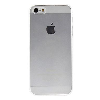 Transparent Crystal Hard Case for iPhone 5 – USD $ 2.19