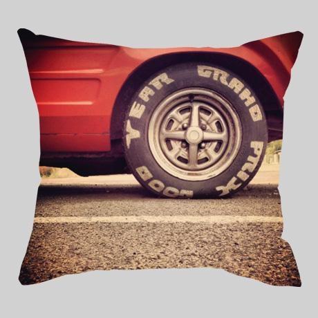 Grand Prix Cushion Cover – 45cm x 45cm from Snapshot Art Cushions - R249 (Save 0%)