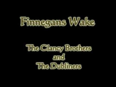 Tim Finnegans Wake with Lyrics - Song of the day 7/22/13