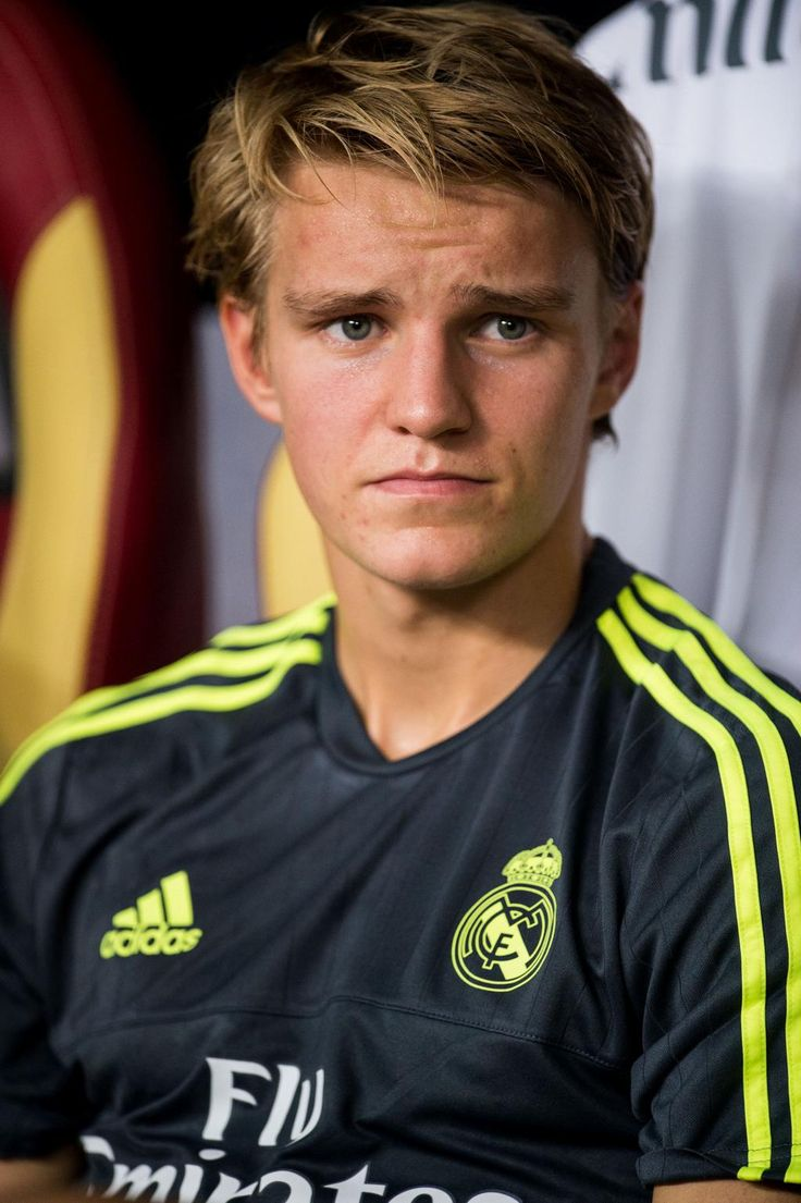 Martin Ødegaard Real Madrid