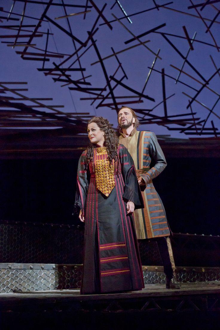 susan graham met | Deborah Voigt as Cassandra and Dwayne Croft as Coroebus in Berlioz's ...