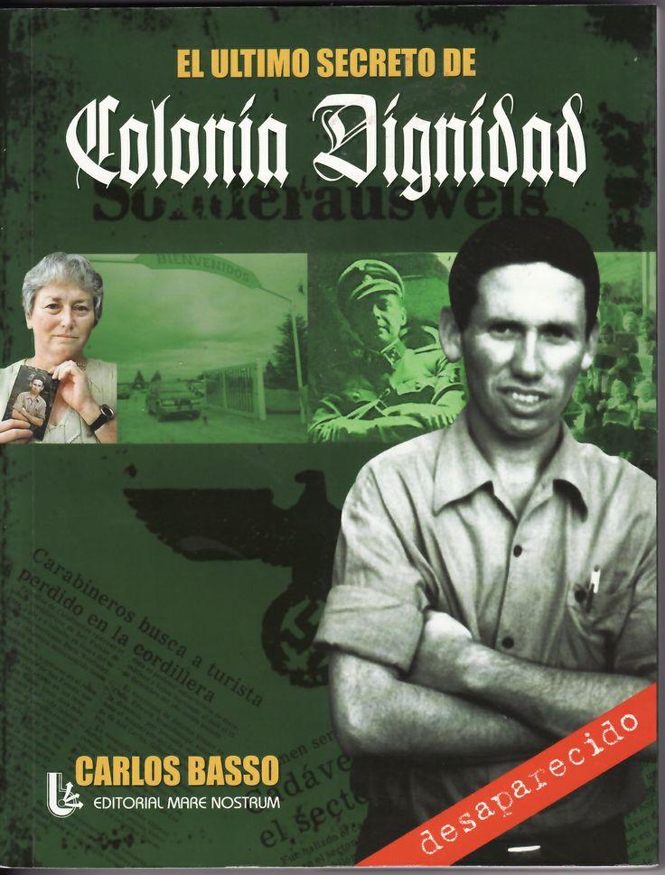 El último secreto de Colonia dignidad, Mare Nostru, Santiago, 2002