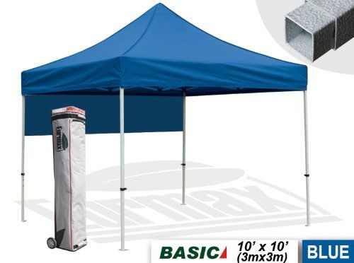 Eurmax Basic 10x10 Ez Pop up Canopy Instant Tent Outdoor Party Gazebo  sc 1 st  Pinterest & 13 best Pop Up Canopy images on Pinterest | Canopies Shade ...