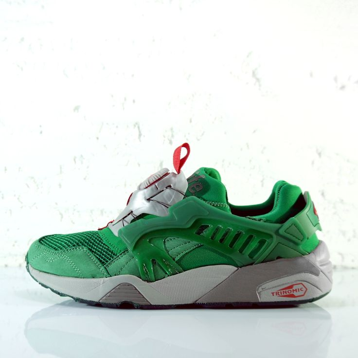 "PUMA DISC x TRINOMIC x ALIFE ""ULTRAMARINE GREEN"""