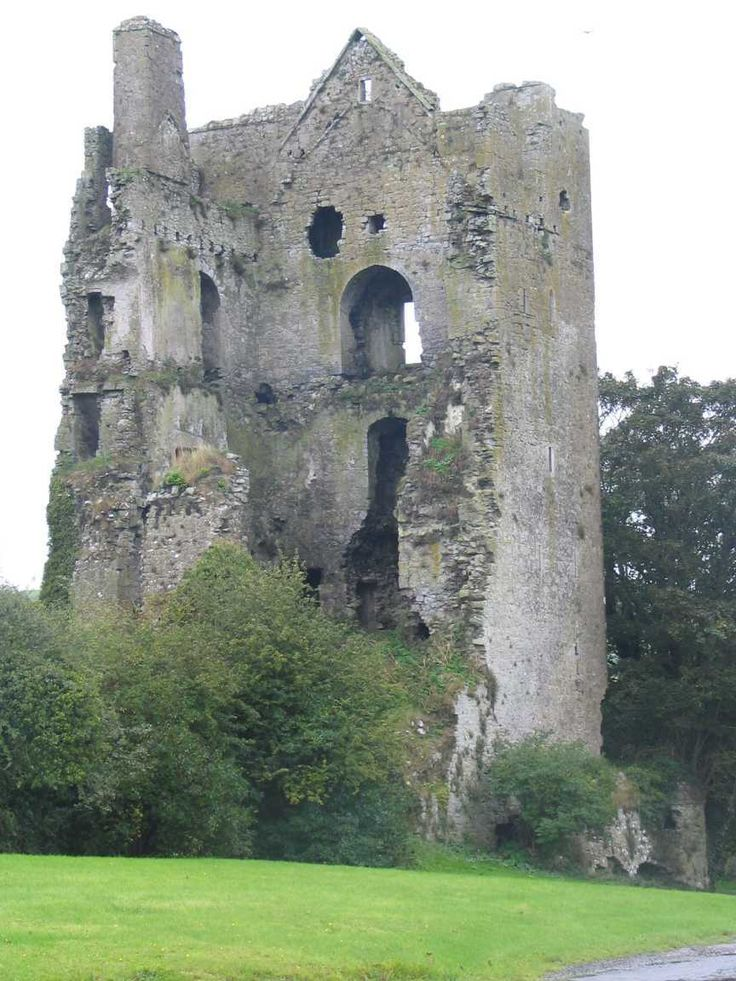 Image detail for -Irish castles or tower houses, buy a miniature Irish