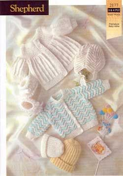 Free Preemie Clothes Knitting Patterns | KnittingHelp.com