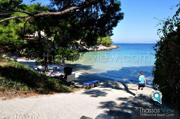 Glifoneri Beach Thassos