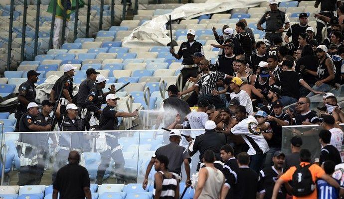 Canadauence TV: Cereto pede punição ao Corinthians por briga de to...
