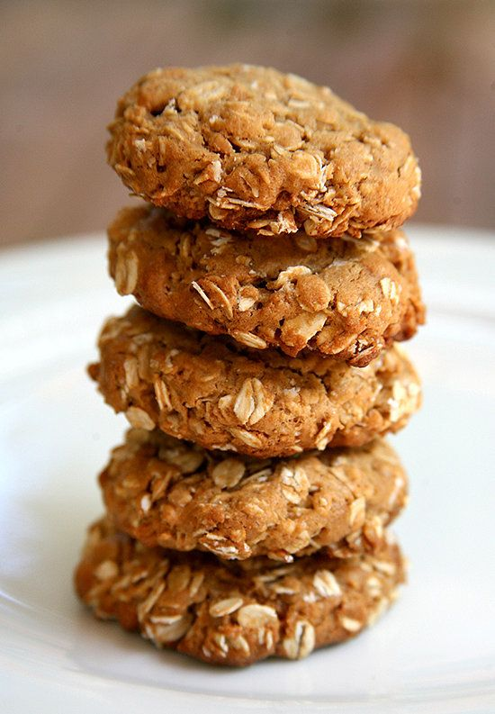 5-Ingredient, Low-Carb Peanut Butter Cookies