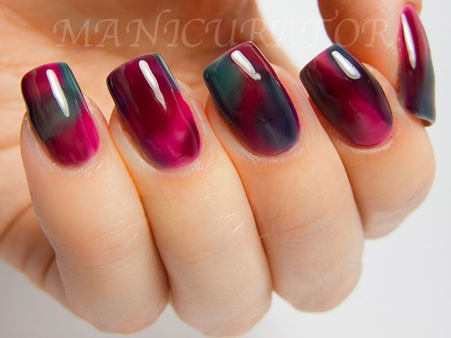 248 best nail art special techniques images on pinterest nail nail designs for fall manicure designs to diy ivillage prinsesfo Images