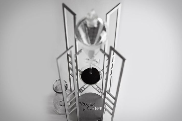 It looks cool as a way to brew coffee, but I don't know whether it works logistically to have your coffee siting around at room temp for 12 hours before you drink it.  It seems like it would be a medium perfect for bacteria, and the apparatus seems to tall to stick in the fridge.