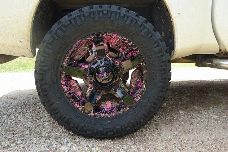 Mossy oak rims | Cars & things! | Pinterest | Mossy oak ...