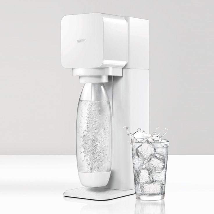 Personal Edge : SodaStream Play 1013211110 Starter Kit - White