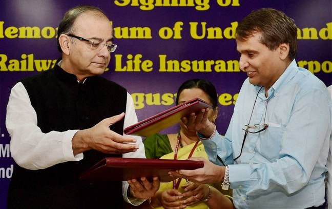 LIC to invest Rs.1.5 trn in Railways - read complete story click here.... http://www.thehansindia.com/posts/index/2015-03-12/LIC-to-invest-Rs15-trn-in-Railways-136867