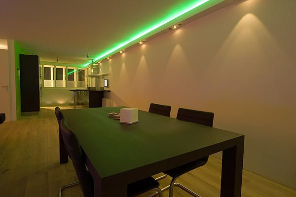 Strip Woonkamer, Plafond Ledstrip, Specialist Nl, Led Strips, Thuis ...
