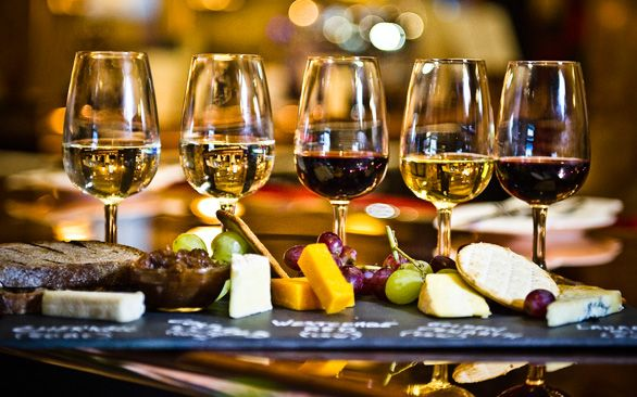 Wine Bar London - Boyds Grill and Wine Bar