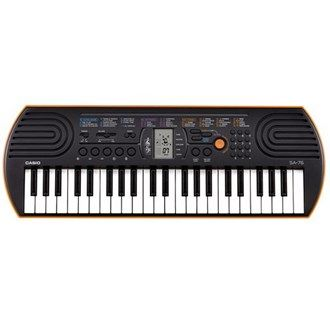 Buy #Casio Organ SA76 MusicaL instrument @ luluwebstore.in for Rs.3,425/-